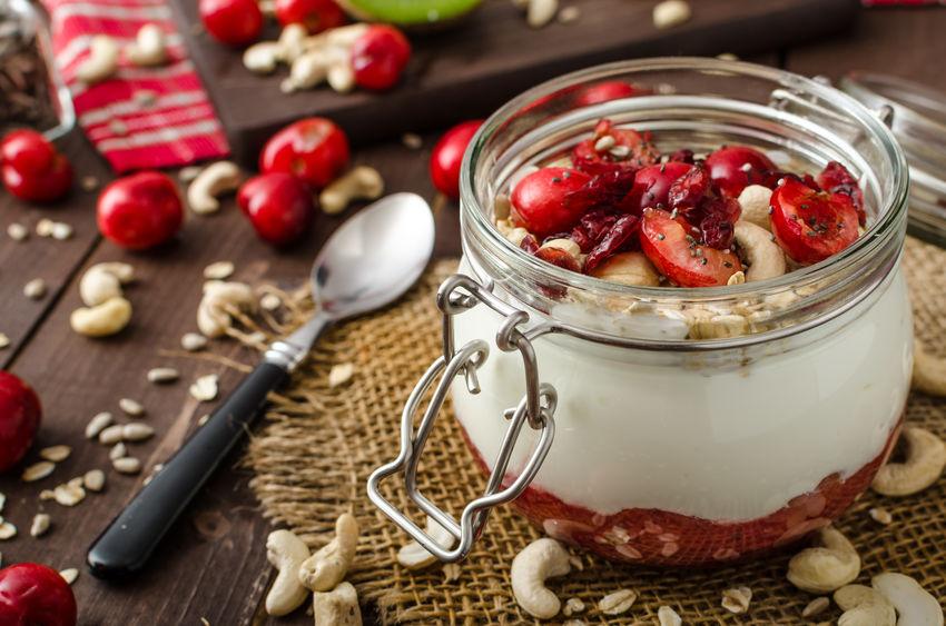 Yoghurt als bron van probiotica