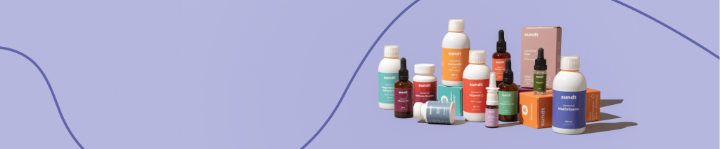 <p>Supplementen om u te helpen u op uw best te voelen.</p>