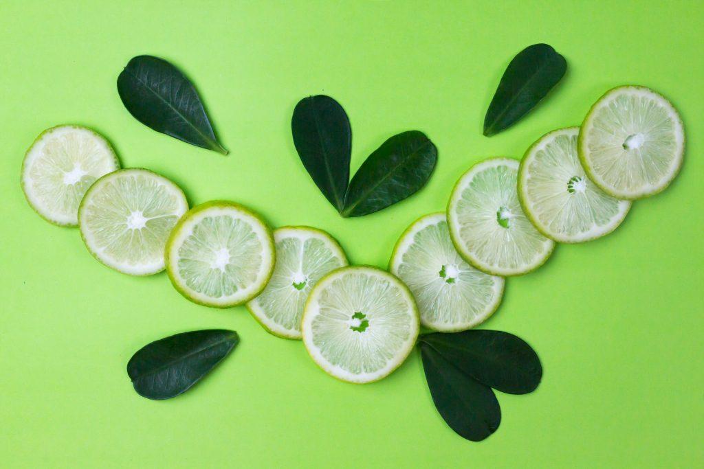 voedingsrijke citroenen