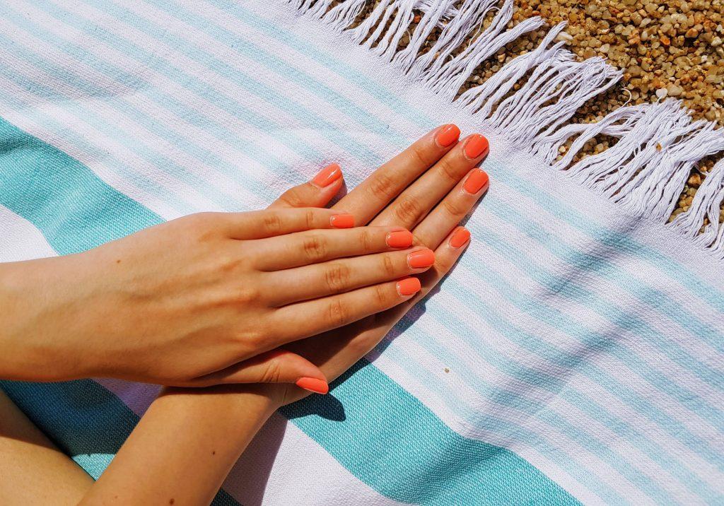 Broze nagels als symptoom van een ijzertekort