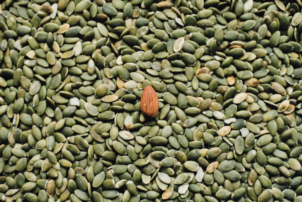 magnesiumrijke zaden