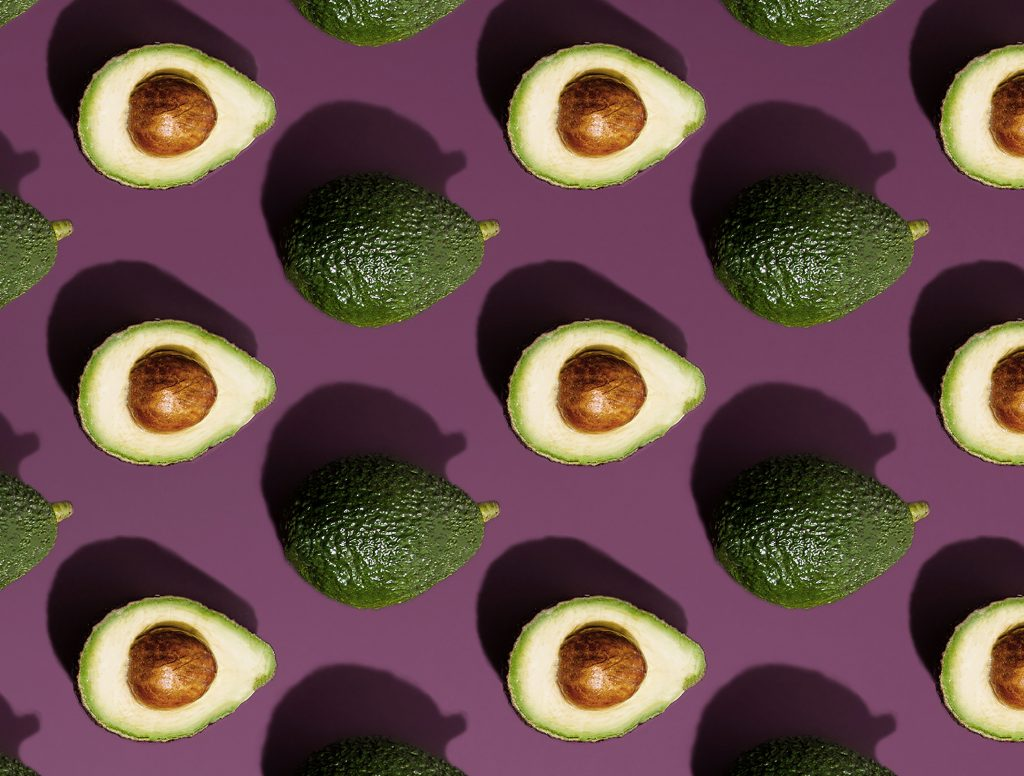 avocado rijk aan vitamines